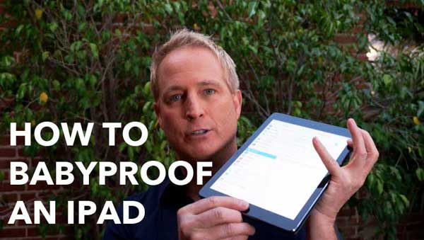 Kurt-CyberGuy-Knutsson-How-to-Babyproof-An-iPad-