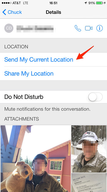 share-your-current-location-with-a-friend and 5 Smartphone Secrets: Tricks & Hidden Features