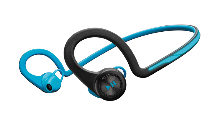 Back Beat Fit Ear Buds - Behind-The-Neck Bluetooth Headphones