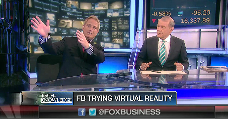 CyberGuy Facebook Trying Virtual Reality