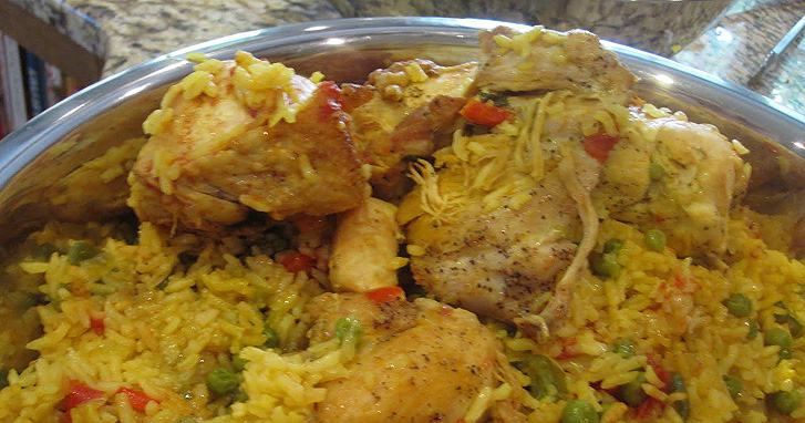Cooking With Friends Chicken And Rice