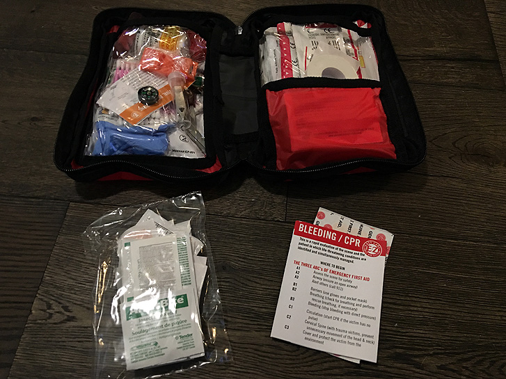 Emergency Med Kit