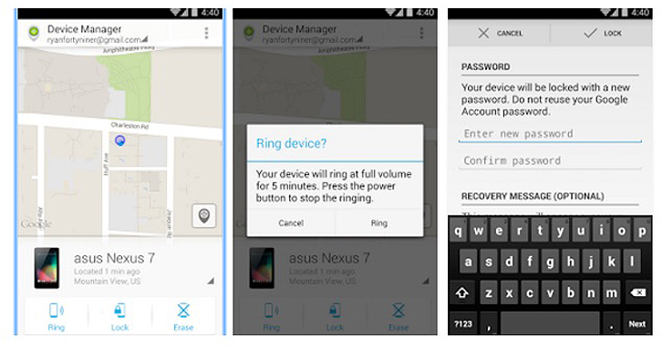 Tracking Gadgets & Apps Never Lose Your Stuff Again Android Device Manager