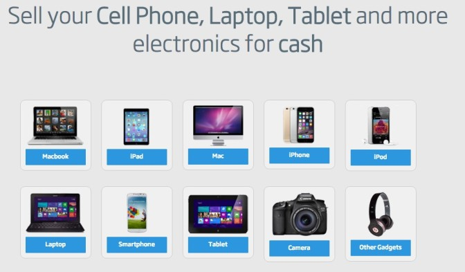 GadgetSalvation - Sell Your Laptop More For Cash