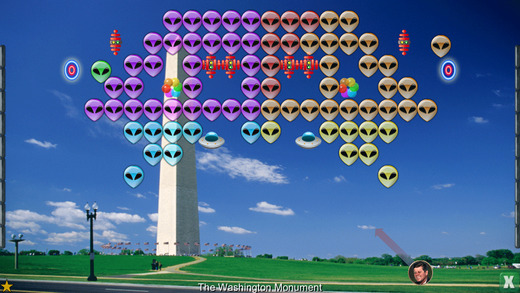 Presidents Versus Aliens App